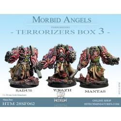 TERRORIZERS BOX 3