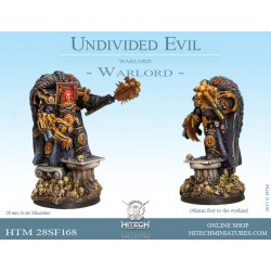 28mm Grand Master Dominic Aquilion and Silas