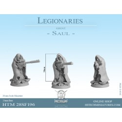 28mm Warrior Priests SET