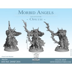28mm  Great Viking Lord Tyr Ulvar Stormbringer on Panzer Wolf