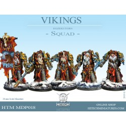 Vikings Egzekutors SQUAD