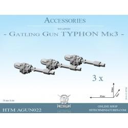 Gatling Gun Mk3