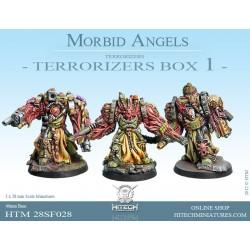 TERRORIZERS BOX 1