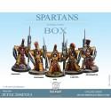 Spartans BOX