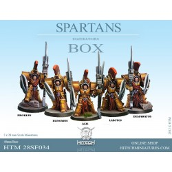 SPARTANS EGZEKUTORS BOX