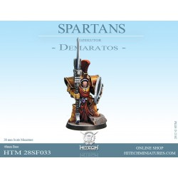28mm SPARTAN Demaratos