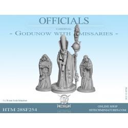 Godunow with Emissaries