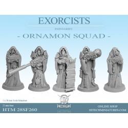Emissaries ORNAMON squad