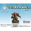 28mm TERRORIZERS BOX 2  ( 3 minis )