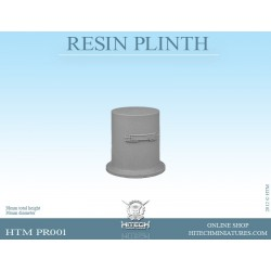 RESIN PLINTH 1