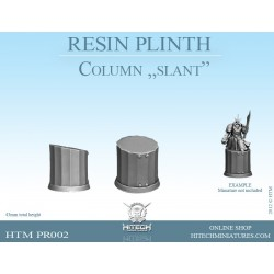 RESIN PLINTH 2
