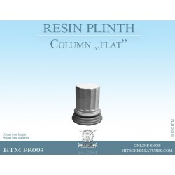 RESIN PLINTH 3